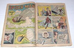 1963 Marvel Comics Amazing Spiderman #1 1st Jonah Jameson & Chameleon