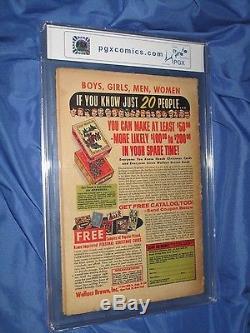 AMAZING FANTASY #15 PGX (CGC IT) 2.01st Appearance of Spiderman 1962 UNRESTORED