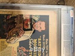 AMAZING SPIDER-MAN #1 Marvel 1963 CGC 1.0 Jonah Jameson Chameleon 1st Appearance