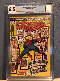 AMAZING SPIDER-MAN 121 CGC 6.5 Edge of Spiderverse 2 Spider Gwen Hyung variant