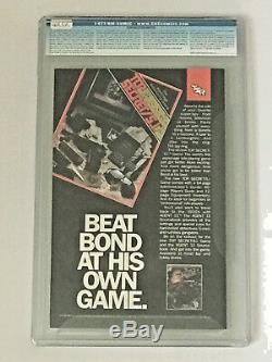 AMAZING SPIDER-MAN #300 CGC 9.8 White Pages 1988 Marvel 1st Venom Todd McFarlane