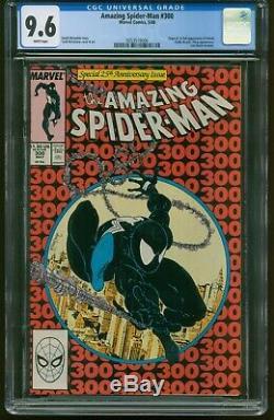 AMAZING SPIDER-MAN 300 MAY 1988 CGC-GRADED 9.6 NEAR MINT+ Marvel COMICS G-25