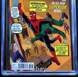 AMAZING SPIDER-MAN #700 CGC 9.6 Last Issue! Ditko Variant Cover! 2013