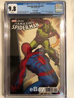 AMAZING SPIDER-MAN V4 25 CGC 9.8 11000 Variant John Romita Cover Art