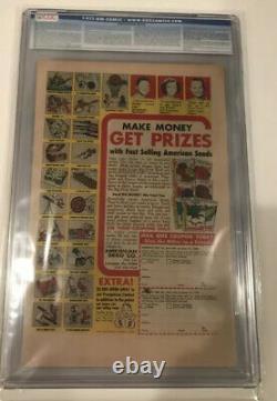 Amazing Fantasy #15 CGC 8.0 Marvel Not Cream 1962 Origin & 1st app Spider-Man