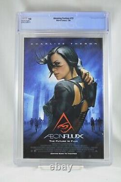 Amazing Fantasy #15 CGC 9.8 1st Appearance Amadeus Cho 2006