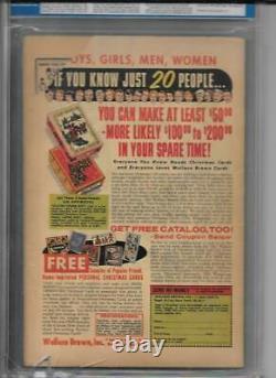 Amazing Fantasy #15 Cgc G- 1.8 Jack Kirby Cover Art Marvel 1962