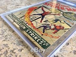 Amazing Spider-Man #1 CGC 3.0 Silver Age March 1963 Key Grail Comic Classic