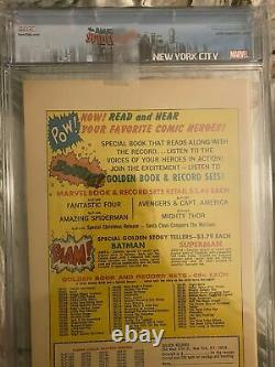Amazing Spider-Man #1 CGC 9.6 1966 GGR Rare! After Fantasy #15! L7 272 cm