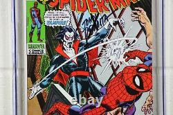 Amazing Spider-Man 101 CGC-SS 8.5 (10/1971) Roy Thomas & John Romita 1st Morbius