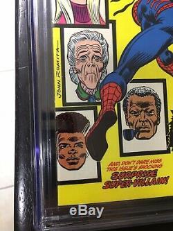 Amazing Spider-Man 121 CGC 9.2 WHITE Death Gwen Stacy New York Label Nice Copy