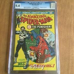 Amazing Spider Man # 129 CGC 9.4 (read below) No reserve