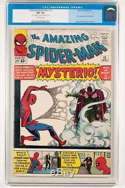 Amazing Spider-Man #13 CGC 5.5 1st Appearance Mysterio
