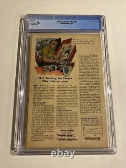 Amazing Spider-Man #14 CGC 4.0 1st Appearance Green Goblin Hulk Off-White Pages