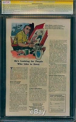 Amazing Spider-Man 14 CGC 5.5 WHITE 1st Green Goblin, Signature Series Stan Lee