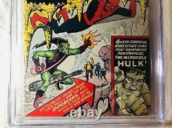 Amazing Spider-Man #14 (Jul 1964, Marvel) CGC 7.0 1st Green Goblin Hulk