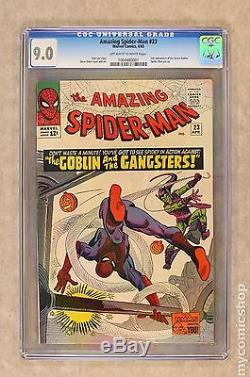 Amazing Spider-Man (1963 1st Series) #23 CGC 9.0 1004480001
