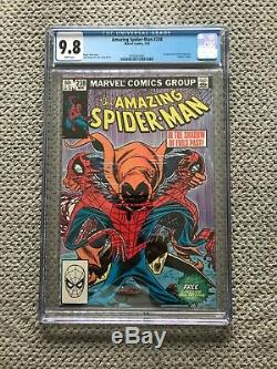 Amazing Spider-Man 238 1983 Marvel CGC 9.8 White Pages