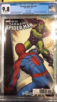 Amazing Spider-Man #25 Remastered 11000 Romita & Kane Variant Cover CGC 9.8