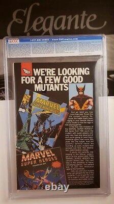 Amazing Spider-Man 298 CGC 9.8 WP Marvel 3/88 1st McFarlane Eddie Brock cameo