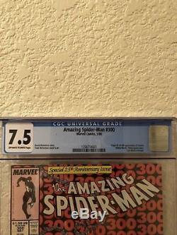 Amazing Spider-Man 300 CGC 7.5 Venom 1st Appearance & Origin Tom Hardy McFarlane