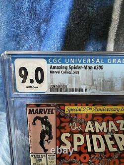 Amazing Spider-Man 300 CGC 9.0