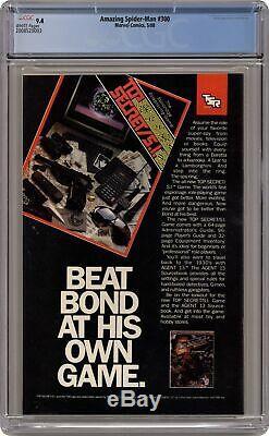 Amazing Spider-Man #300 CGC 9.4 1988 2008520003 1st full app. Venom