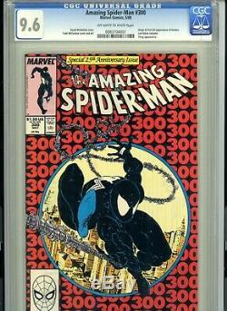 Amazing Spider-Man 300 CGC 9.6 1st Appearance of Venom