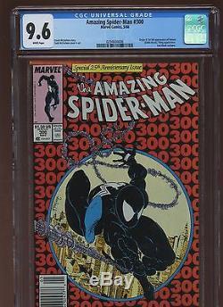 Amazing Spider-Man 300 CGC 9.6 NM+ MARVEL 1988 1st & Origin Venom