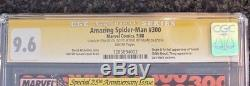 Amazing Spider-Man #300 CGC 9.6 SS Signed by Stan Lee & McFarlane 1st Venom App