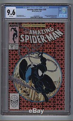 Amazing Spider-Man 300 (CGC 9.6) White pages Origin/1st app. Venom (c#16813)