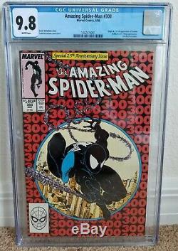 Amazing Spider-Man #300 CGC 9.8 1st Venom