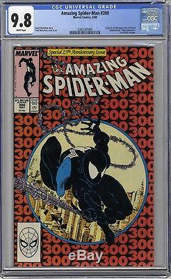 Amazing Spider-Man 300 CGC 9.8 First Appearance of Venom NEW PRICE! WOW