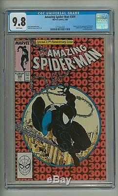 Amazing Spider-Man 300 (CGC 9.8) White pgs Origin/1st full app. Venom (c#11737)