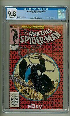 Amazing Spider-Man 300 (CGC 9.8) White pgs Origin/1st full app. Venom (c#25035)