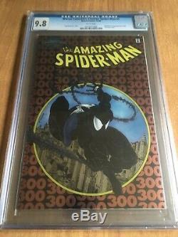 Amazing Spider-Man #300 Chromium CGC 9.8 No Reserve T. Mcfarlane's 1st Venom