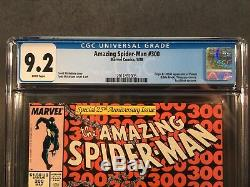 Amazing Spider-Man #300 (First Full Appearance of Venom) CGC 9.2 NM