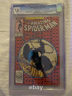 Amazing Spider-Man 300 cgc 9.8 1st Full Appearance of Venom