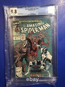 Amazing Spider-Man 344 CGC 9.8 1st appearance Cletus Kasady Carnage Marvel Comic
