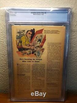 Amazing Spider-Man #6 (1963) CGC 1.5 Origin and 1st App. Of the Lizard