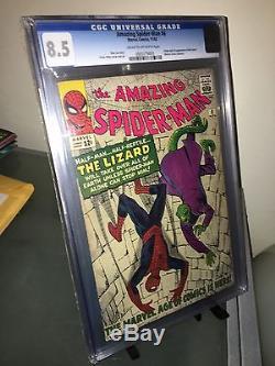 Amazing Spider-Man #6 Cgc 8.5