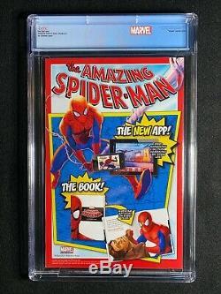 Amazing Spider-Man #678 CGC 9.6 (2012) Variant Edition SUPER RARE