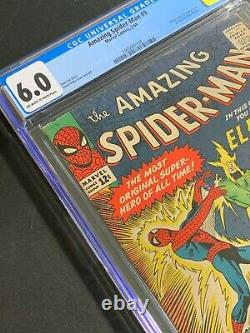 Amazing Spider-Man #9 CGC 6.0 (Marvel Comics 1964) 1st appearance of Electro