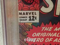 Amazing Spider-Man #9 CGC 7.5 WHITE pages 1st appearance of Electro Ditko