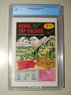 Amazing Spider-Man Annual #1 CGC 4.0 1st Appearance Sinister Six 1964