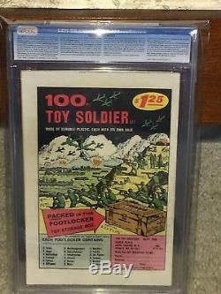 Amazing Spider-Man Annual #1 CGC 5.5 1964 1st Sinister Six! FF! X-Men! H2 103 cm