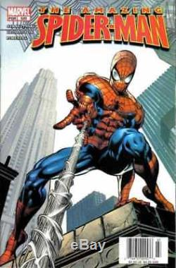 Amazing Spider-Man CGC 9.6 John Romita Sr Original Sketch recreation FULL FIGURE