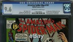 Amazing Spider-man #101 Cgc 9.6 (1st Appearance Morbius) 1307600002