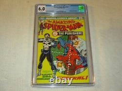 Amazing Spider-man 129 Cgc 6.0