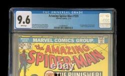 Amazing Spider-man #129 Cgc Graded 9.6 Marvel Comic Book